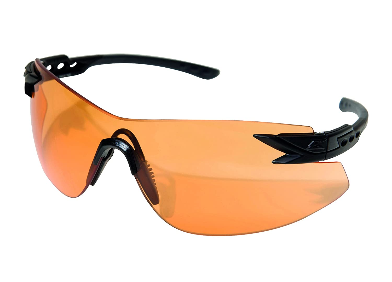 dfeefeaede Amazon.com  Edge Tactical Eyewear XN610 Notch Matte Black with Tiger s Eye  Lens  Home Improvement