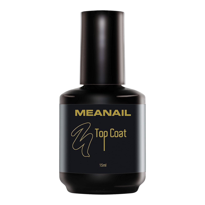 MEANAIL ® PARIS TOP COAT per semi pemanente : tenuta ESTREMA fino a 4 settimane! Plastimea