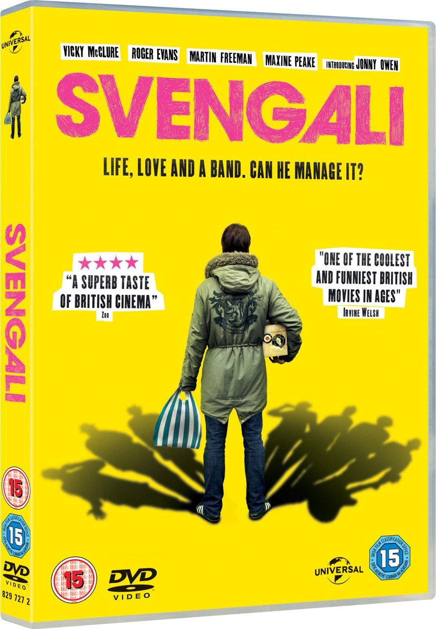 Amazon.co.jp | Svengali[PAL-UK...
