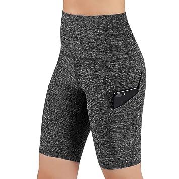 Amazon.com: Pumsun Womens Yoga Pants,Casual Solid Color ...