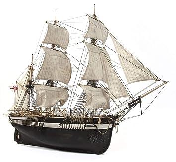 12004 BARCO HMS TERROR OCCRE PARA MONTAR