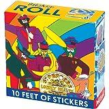 The Beatles Yellow Submarine Sticker Roll
