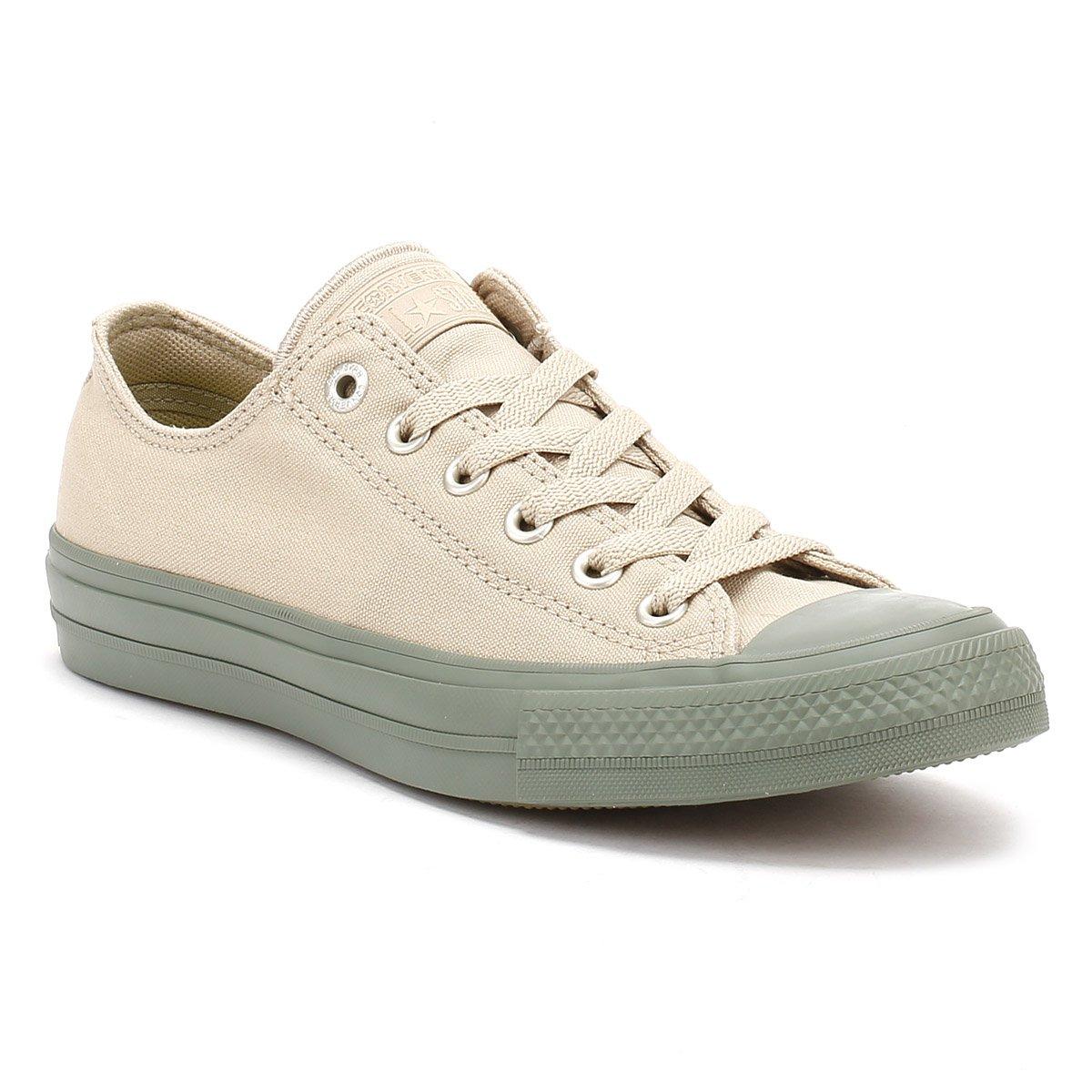 Converse Sneaker, Unisex-Erwachsene All Star Ii Sneaker, Converse Mehrfarbig (Vintage Khaki/Olive Submarine/Gum) ceeddb