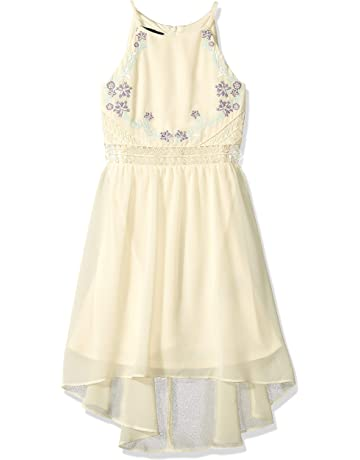 37e90dc1a2 Amy Byer Girls  Big Low High Neck Dress