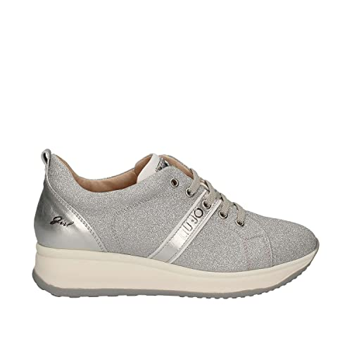 Liu Jo Zapatillas Para Niña Plateado Size: 40: Amazon.es: Zapatos y complementos