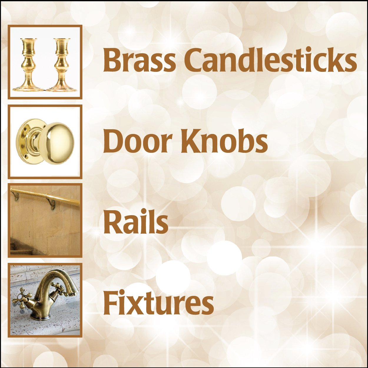 Wright's Brass Polish and Cleaner - 60 Ounce - Gently Clean and Remove Tarnish Without Scratching by Wright's (Image #2)