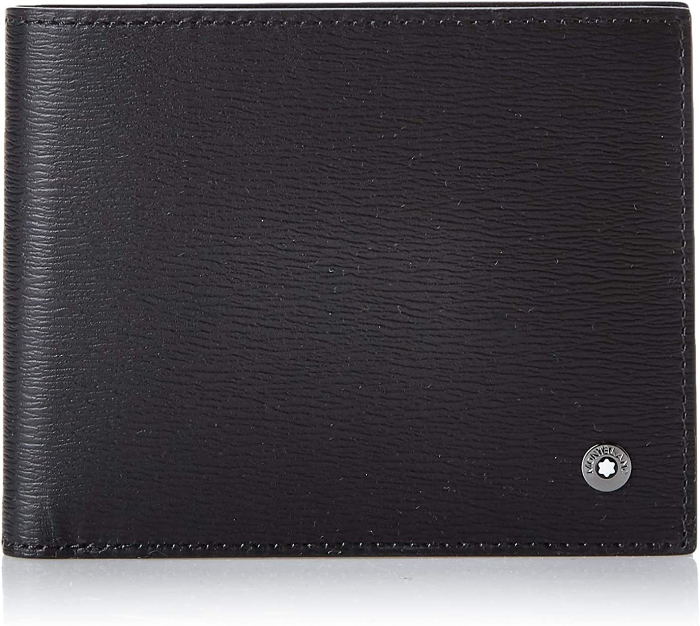 Montblanc 4810 Westside Men's Small Leather Wallet 6CC 114686