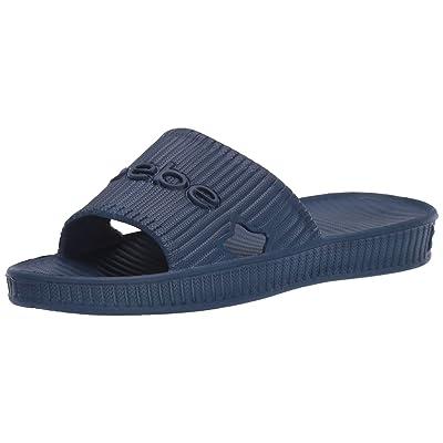 bebe Women's Craze Slide Sandal | Sport Sandals & Slides