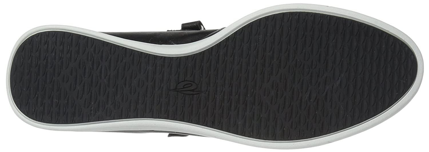 Easy Spirit Flat Women's Cacia Mary Jane Flat Spirit B077YYBH7F 7.5 M US|Black 99c138