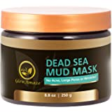 GlowAmaze Natural Dead Sea Mud Mask, 8.8 Ounce