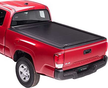 Amazon Com Retraxone Mx Retractable Truck Bed Tonneau Cover 60852 Fits 2016 2021 Tacoma Regular Access Double Cab 6 2 Bed 73 7 Automotive