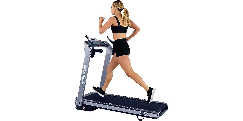 flat folding treadmill
