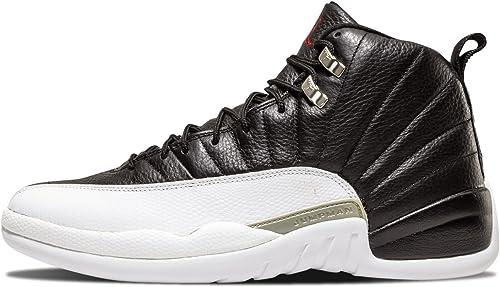Nike Air Jordan 12 Retro Playoff - Zapatillas de Baloncesto para ...