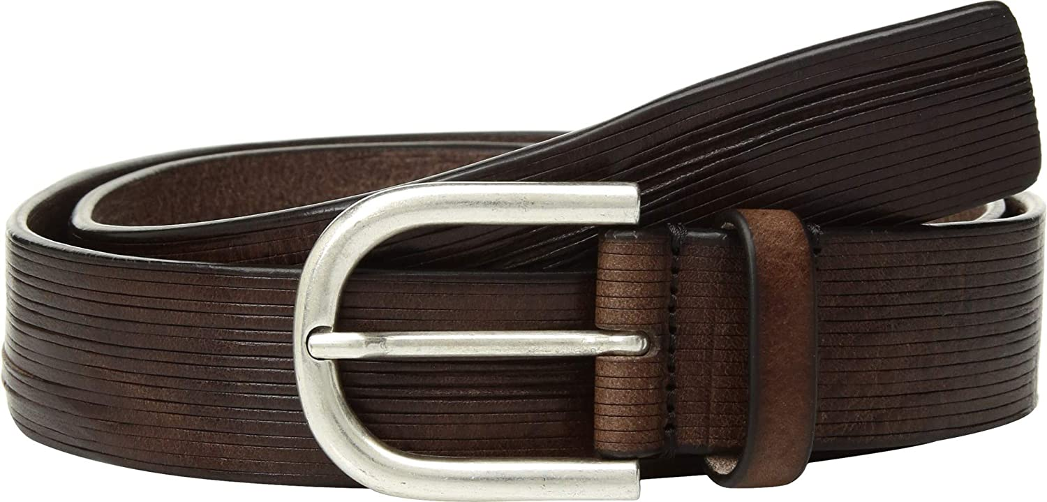 To Boot New York Mens Belt Brown 40