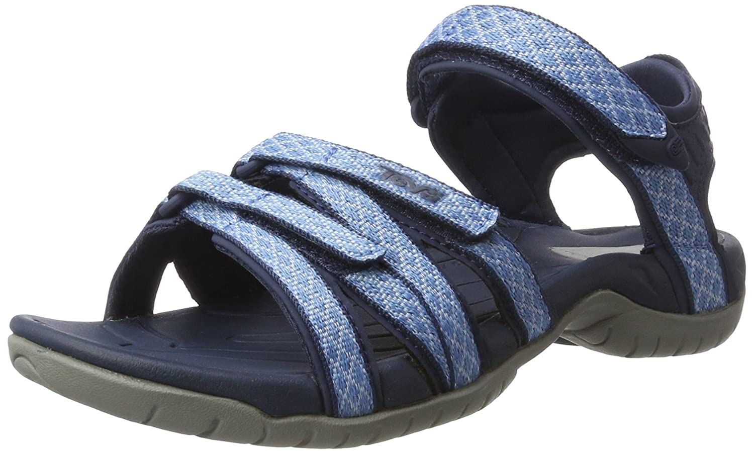 Teva Women's Tirra Athletic Sandal B01IQ6GT18 7 B(M) US|Buena Powder Blue