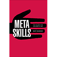 Metaskills: Five Talents for the Robotic Age (English Edition)