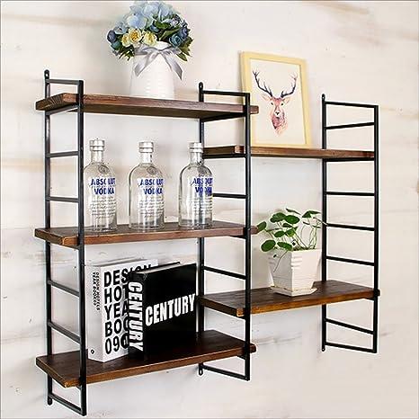 Librerie Scaffale combinato di stoccaggio di combinazione di legno ...