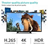 V88 Android TV Box 6.0, 4K 3D Smart TV Moving