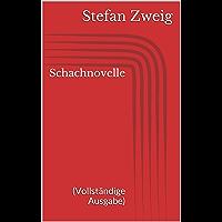 Schachnovelle (Vollständige Ausgabe) (German Edition) book cover