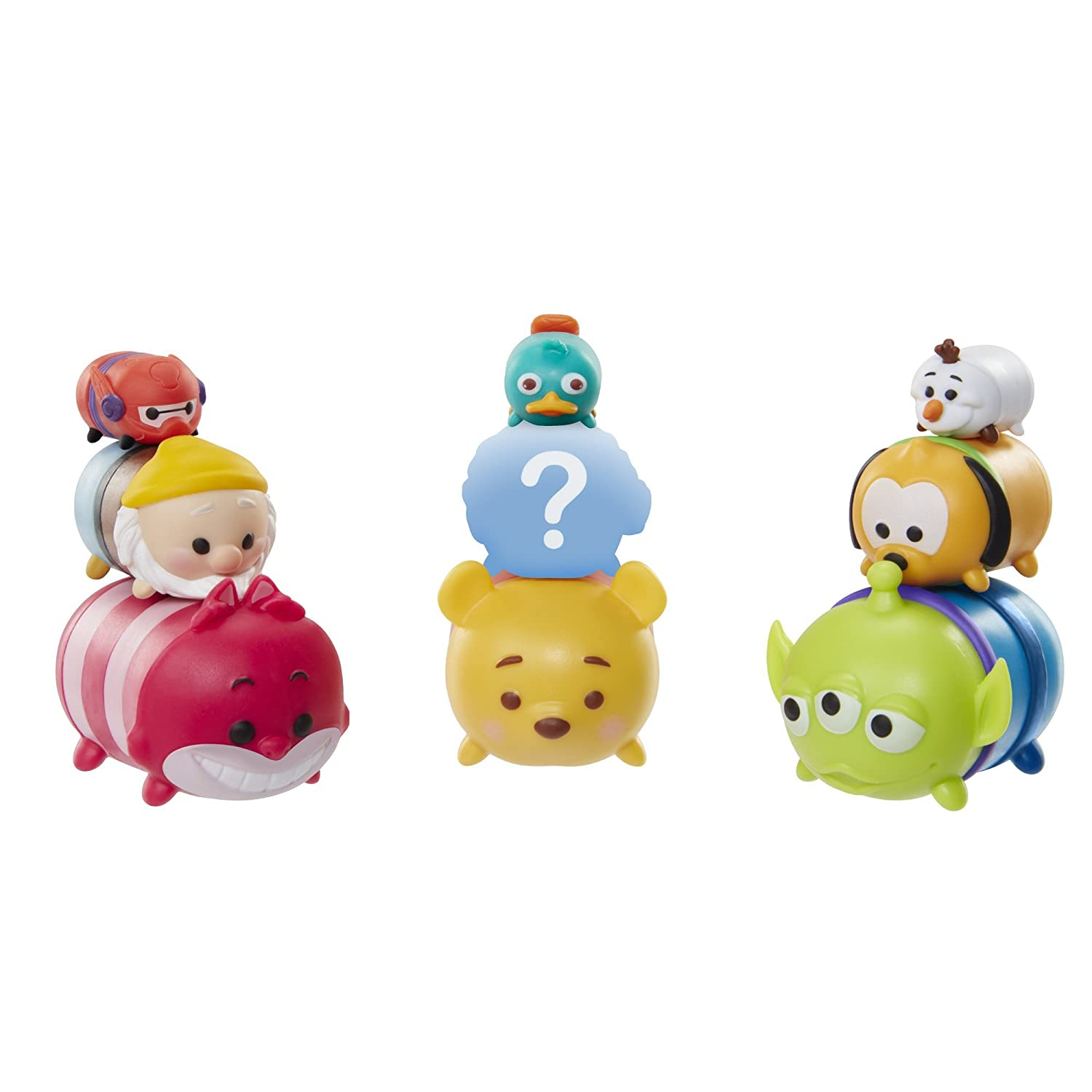 Disney Tsum Tsum Mystery Stack Pack Series 4 Sadness Figure NEW