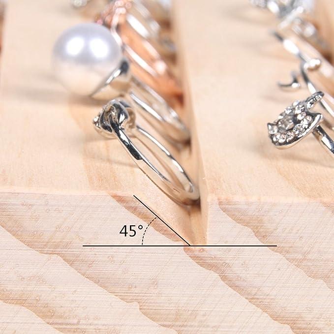 WSSROGY Bamboo Utensil Holder Kitchen Tool Holder for Kitchen Countertop Storage