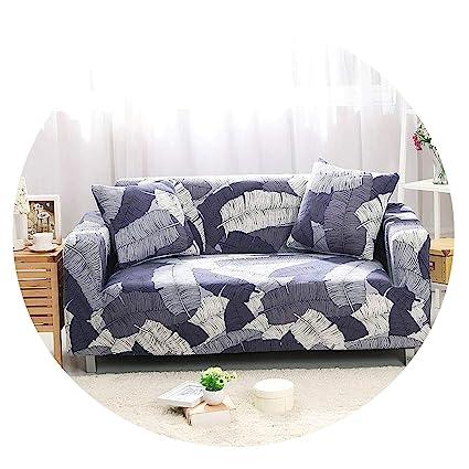 Amazon.com: Meet- fashion Twill slipcovers Sofa Couch Cover ...