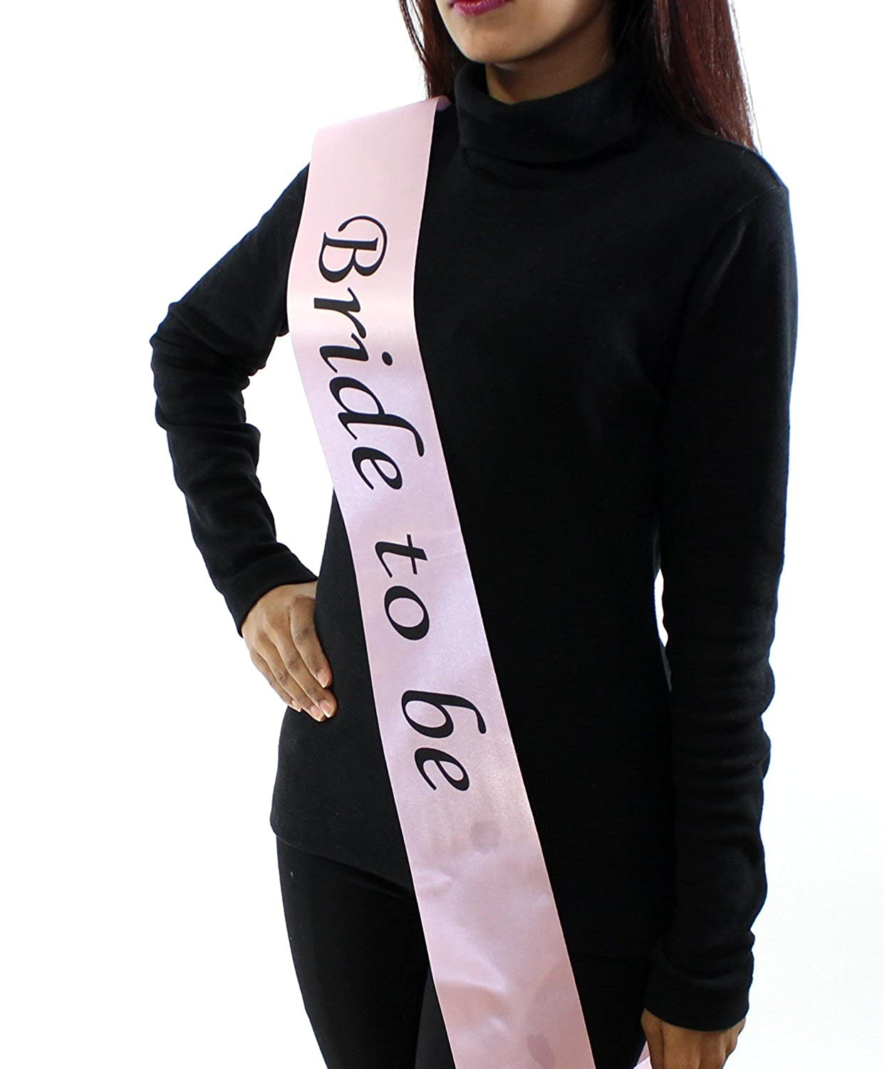 Zac's Alter Ego® Bride To Be Sash for Hen Parties Hen Do Accessories Zac's Alter Ego