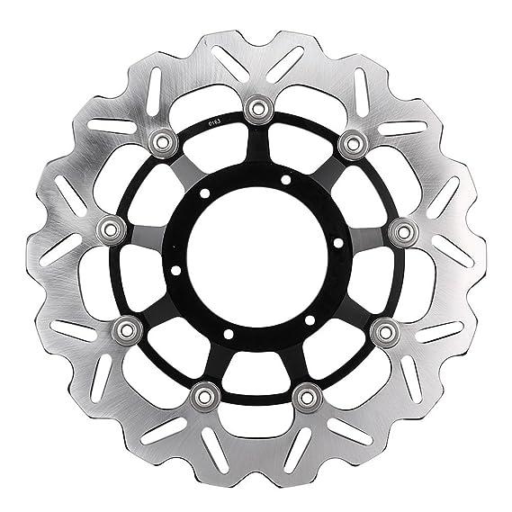Amazon Com Mallofusa Motorcycle Rear Brake Disc Compatible For
