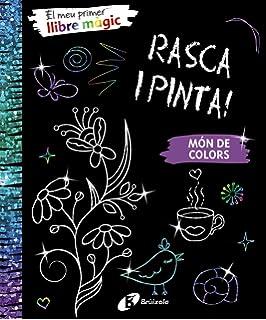 El meu primer llibre màgic. Món de colors (Catalá - A Partir De 6