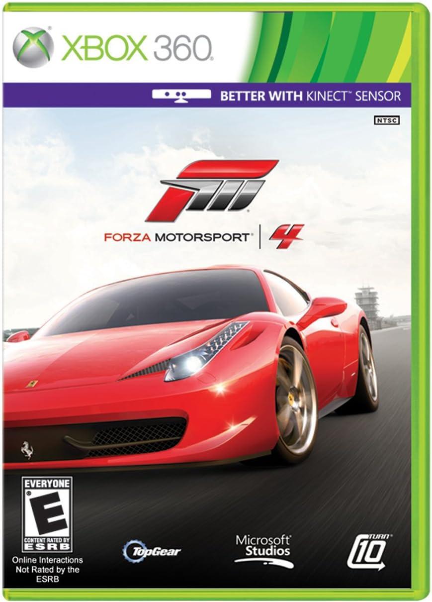 Microsoft Forza Motorsport 4, Xbox 360 - Juego (Xbox 360, Xbox 360 ...
