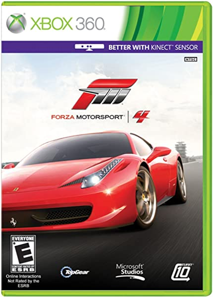 Forza Motorsport 4 - Xbox 360: Video Games - Amazon com