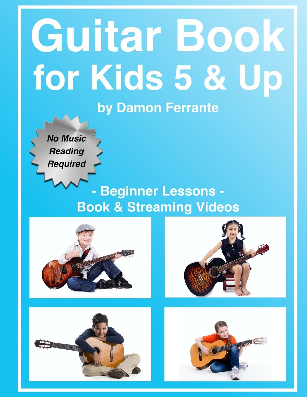 Guitar Book Kids Up Streaming product image