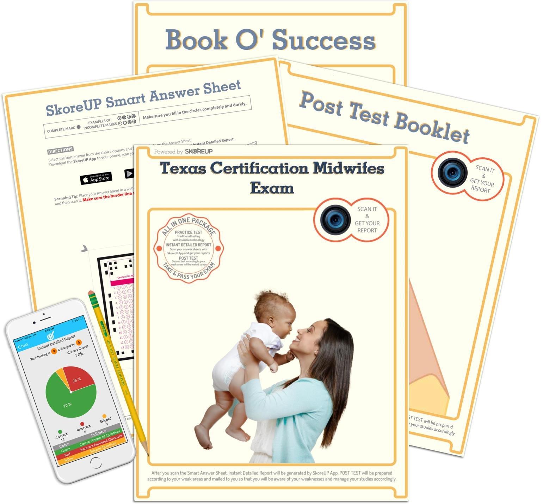 Texas Certification Midwifes Exam Tx Cert Midwifess License Test