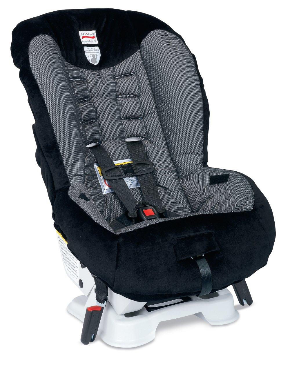 amazon com britax roundabout 50 convertible car seat onyx rh amazon com