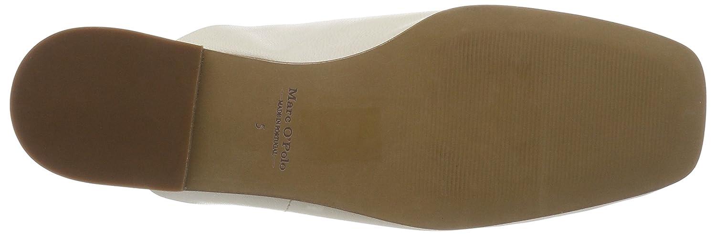 Marc Sabot O'Polo Damen Sabot Marc 80314593701301 Slipper Beige (Beige/OffWeiß) 136b22