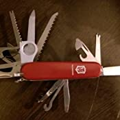 Victorinox Swiss Champ Red Swiss Army Knife 1 6795