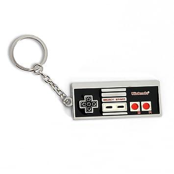 Nintendo controlador llave con llavero licencia 6 x 2,5 cm ...