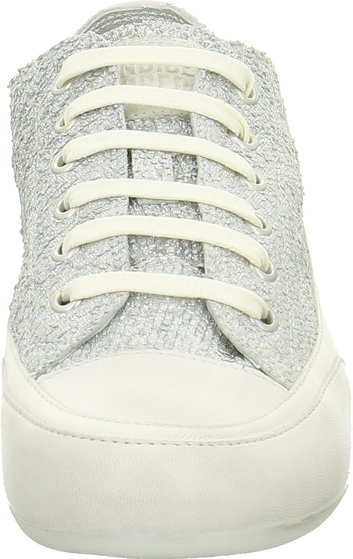 Candice Cooper Rock Sneaker Silber Argent