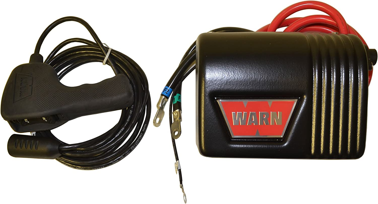 WARN 38845 12-Volt Control Pack Pack of 1