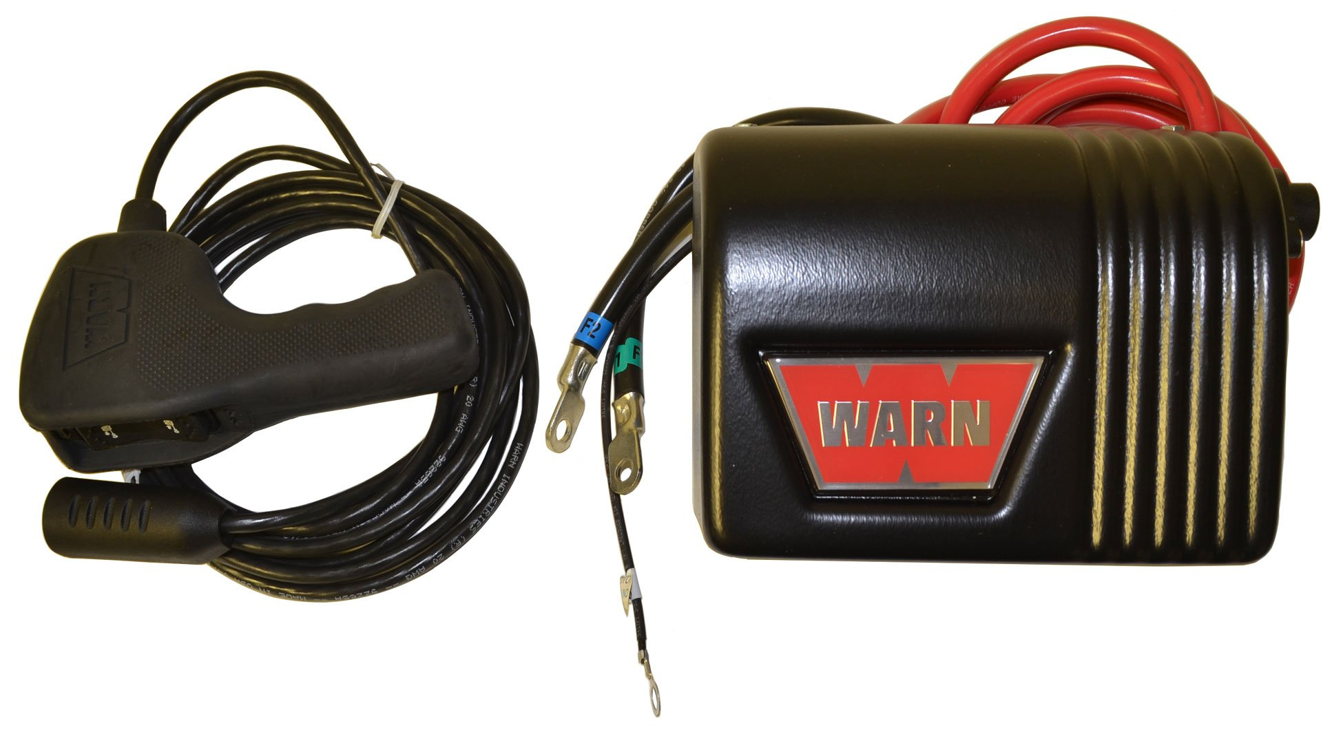 WARN 38845 12-Volt Control Pack - Pack of 1 by WARN