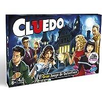Hasbro Gaming- Gaming Clasico Cluedo (Versión Española), Miscelanea (38712546)