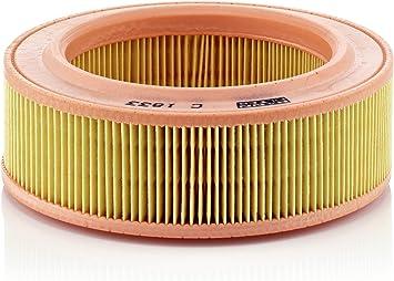 Original Mann Filter Luftfilter C 1833 Für Pkw Auto