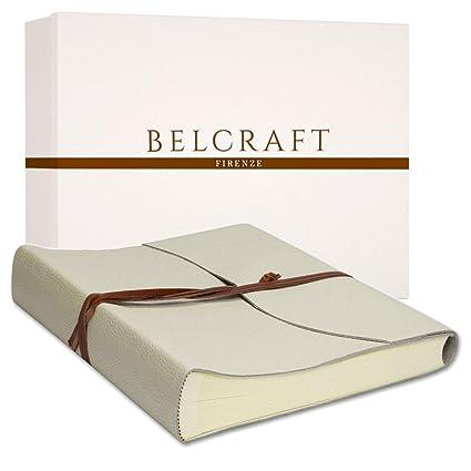 Belcraft Capri Album Fotografico In Pelle Realizzato A Mano Da