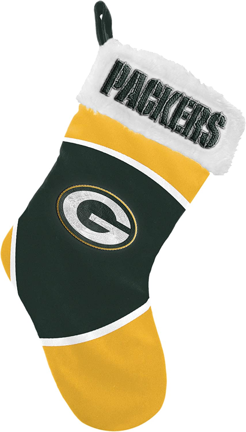 FOCO NFL Christmas Stocking - Plush Limited Edition Holiday Stocking - Represent The NFC East and Show Your Team Spirit with Officially Licensed Football Fan Decorations