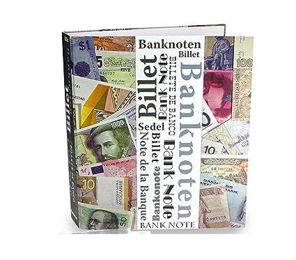 f6fb449852 Safe 7921, album di raccolte per banconote, formato DIN A4 (vuoto ...
