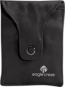 Eagle Creek Silk Undercover Bra Stash, Black