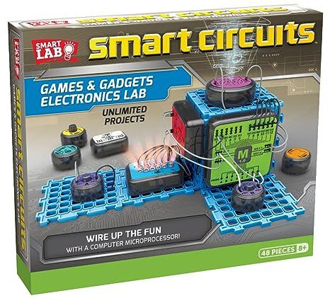 Amazon smartlab toys smart circuits games gadgets electronics smartlab toys smart circuits games gadgets electronics lab publicscrutiny Choice Image