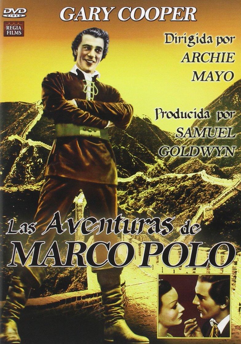 Las Aventuras De Marco Polo [DVD]: Amazon.es: Varios: Cine y Series TV