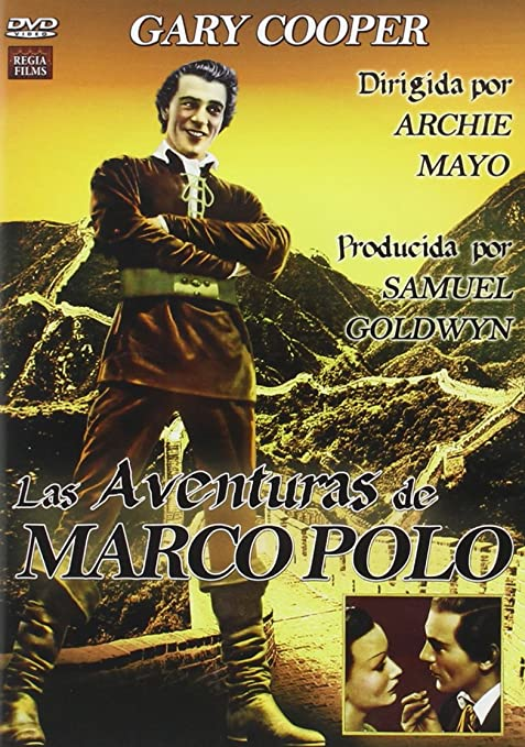 Las Aventuras De Marco Polo [DVD]: Amazon.es: Varios: Cine y Series TV