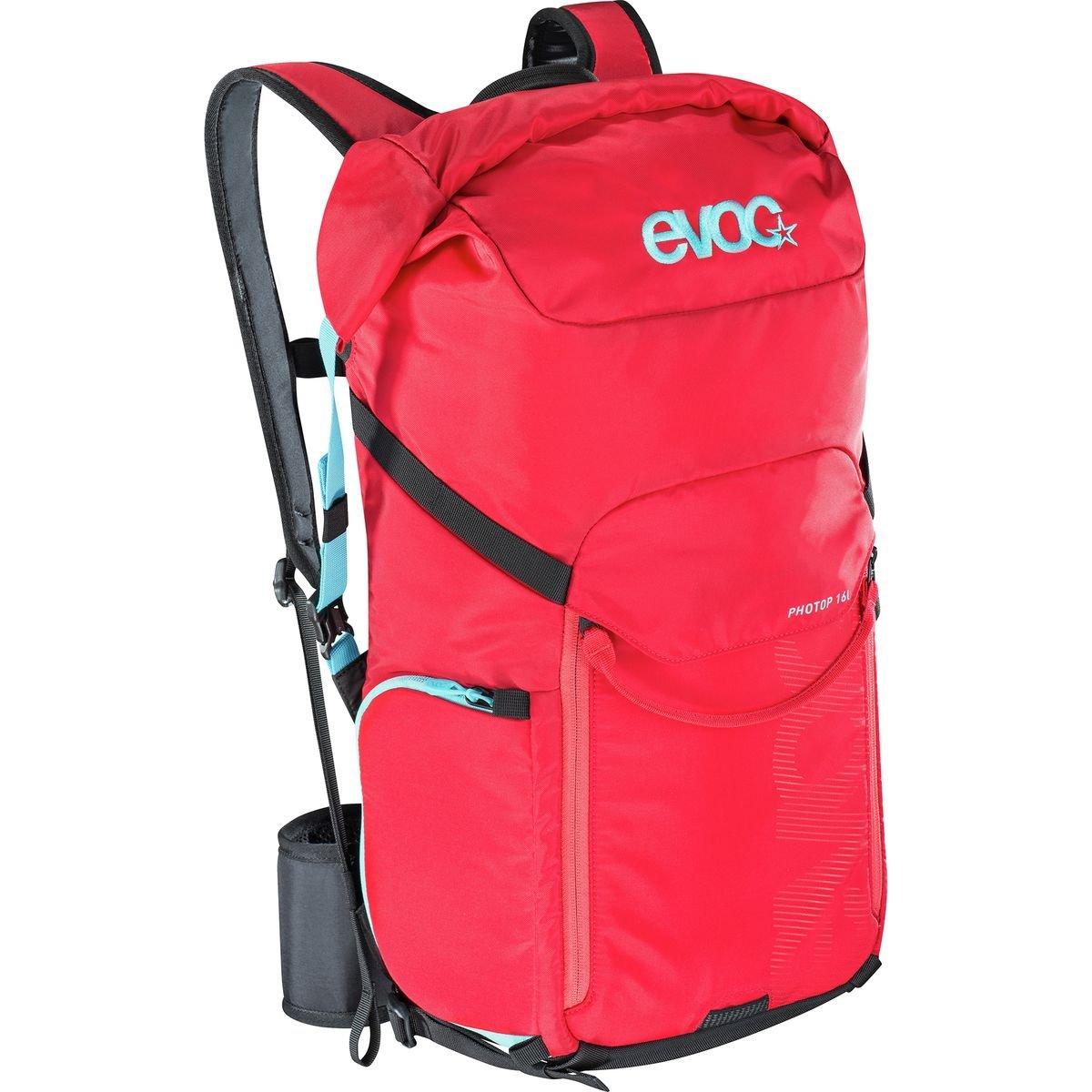EVOC photop Tasche für Camera Unisex Erwachsene EVOC Sports Photo Rucksack Red 501308500